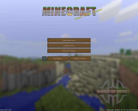 Biophelia [128x][1.8.1] для Minecraft