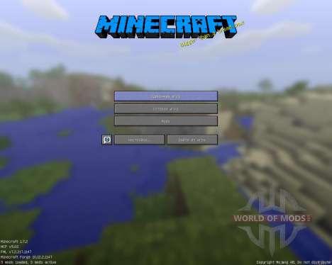 NetbookCraft [16x][1.7.2] для Minecraft
