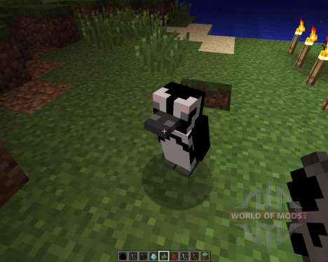 Rancraft Penguins [1.6.2] для Minecraft
