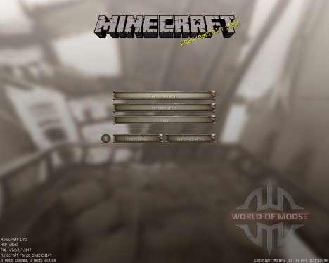 Soulsand Chapter [64x][1.7.2] для Minecraft