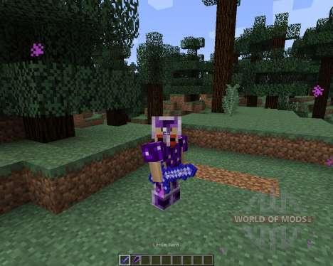 Arcana RPG [1.7.2] для Minecraft
