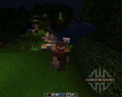 CWSL DIMENSIONS [512x][1.7.2] для Minecraft