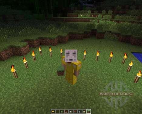Mob Masks [1.6.2] для Minecraft