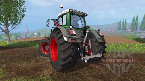 Fendt 939 Vario [edit] для Farming Simulator 2015