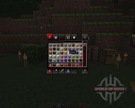 Utility [128x][1.7.2] для Minecraft