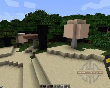 Memorys Modern [16x][1.8.1] для Minecraft