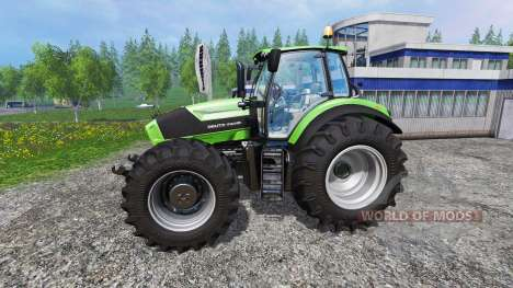 Deutz-Fahr Agrotron 7250 TTV для Farming Simulator 2015