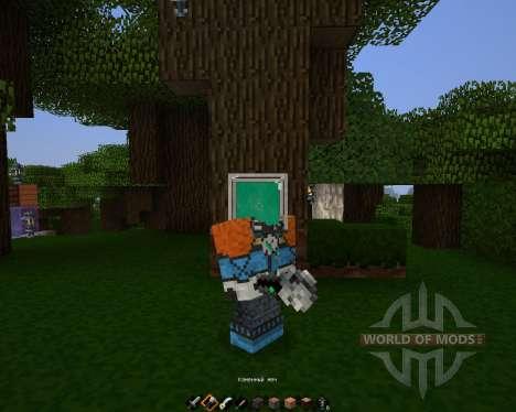 The Voxel Box Palceon [16x][1.8.1] для Minecraft