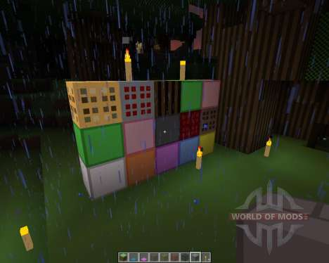 Simpler Squares [16x][1.7.2] для Minecraft