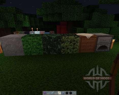 Marvelouscraft [64х][1.8.1] для Minecraft