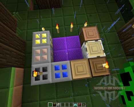 BoxCraft [16x][1.7.2] для Minecraft