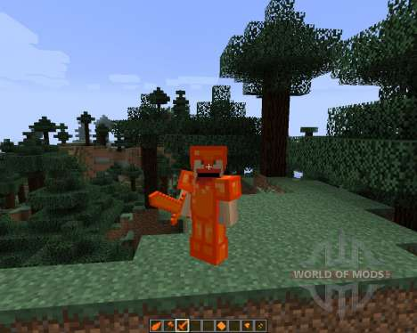 Amberoguia [1.7.2] для Minecraft