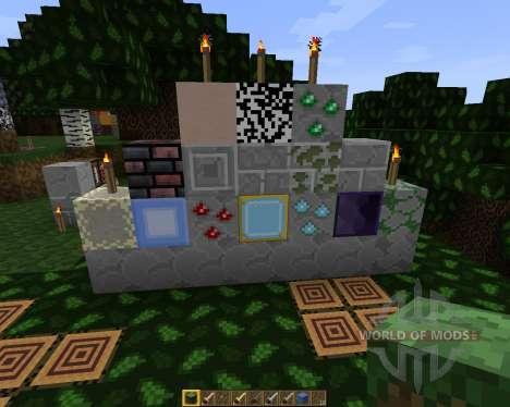 LumberCraft [16x][1.7.2] для Minecraft