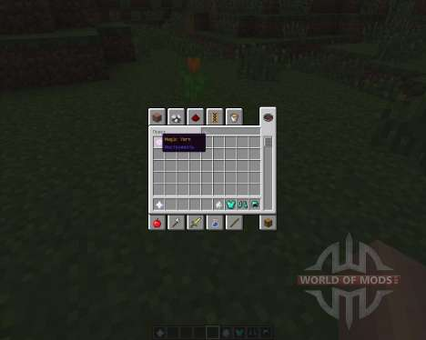 Magic Yarn [1.7.2] для Minecraft