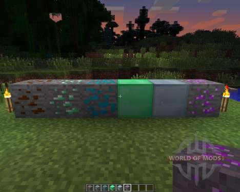 Miners Heaven [1.6.2] для Minecraft