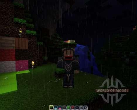 Arestians Dawn [64x][1.7.2] для Minecraft