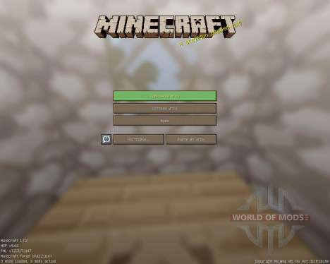 Wither Tooth [128x][1.7.2] для Minecraft