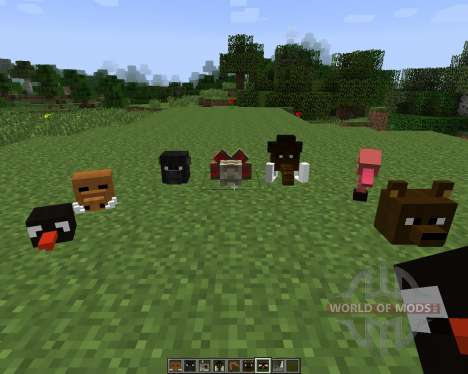 Project Zulu [1.7.2] для Minecraft