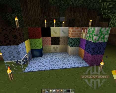Classy Craft [16x][1.7.2] для Minecraft