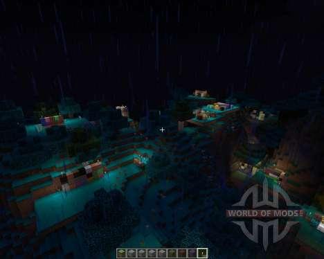 TerrariaCraft [16x][1.8.1] для Minecraft
