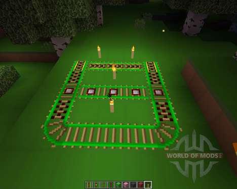 Steelfanstan pack [16х][1.8.1] для Minecraft