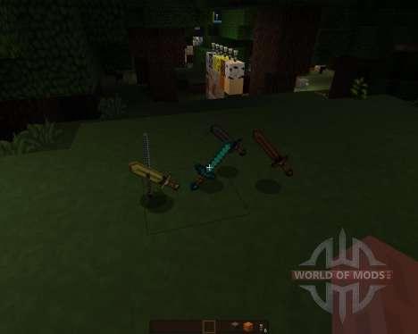 GravyCraft [32x][1.8.1] для Minecraft