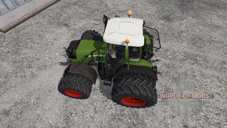 Fendt 930 Vario TMS v3.0 для Farming Simulator 2015