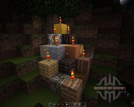 Vogpack HD ResourcePack [128x][1.7.2] для Minecraft