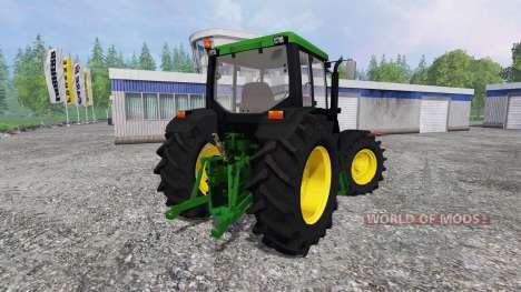 John Deere 6410 для Farming Simulator 2015
