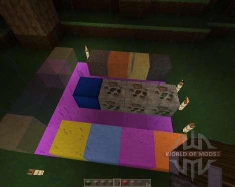Rune Scape [128x][1.7.2] для Minecraft