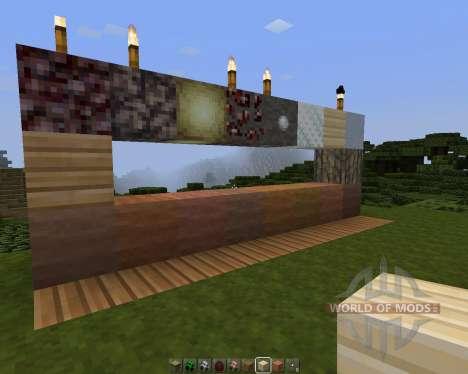 Pixel Reality [32x][1.7.2] для Minecraft