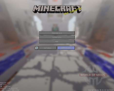 Scaramandos Halloween Realism [64x][1.7.2] для Minecraft