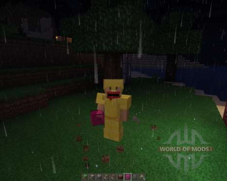 Ovos Rustic [64x][1.7.2] для Minecraft