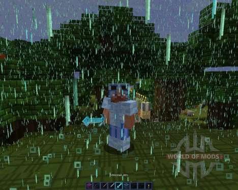 PseudoCraft [16x][1.8.1] для Minecraft