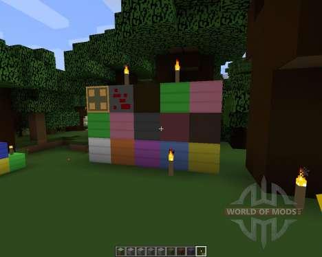 PrairiePack [16x][1.8.1] для Minecraft