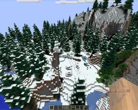 Highlands [1.6.2] для Minecraft