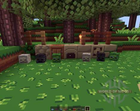 Floatsy, Cuteness Reinvented [16x][1.8.1] для Minecraft