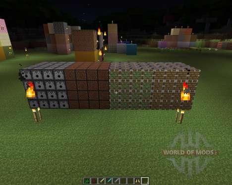 16x bigger [16х][1.8.1] для Minecraft
