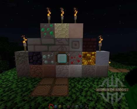 Sphax PureBDCraft [256х][64х][1.8.1] для Minecraft