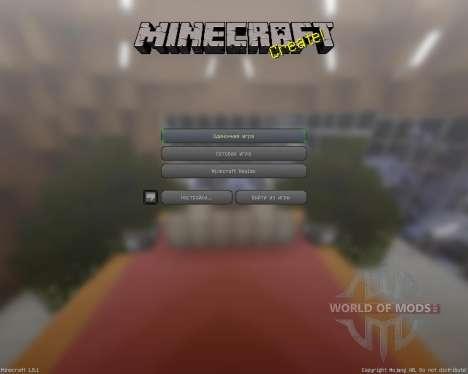 Uber Science [16х][1.8.1] для Minecraft