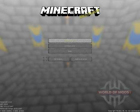 Diversity [32x][1.7.2] для Minecraft