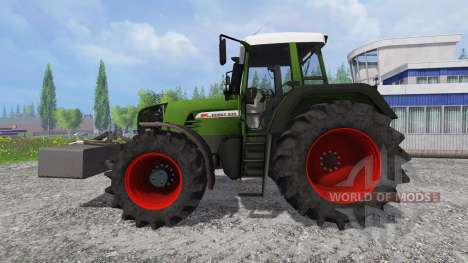 Fendt 930 Vario TMS для Farming Simulator 2015