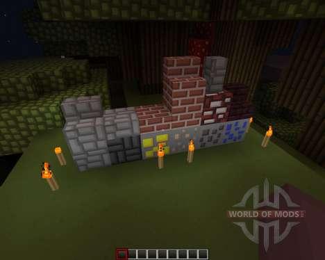 Maxpack Legacy [16x][1.7.10] для Minecraft