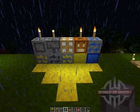 Basic Pack [8x][1.7.2] для Minecraft