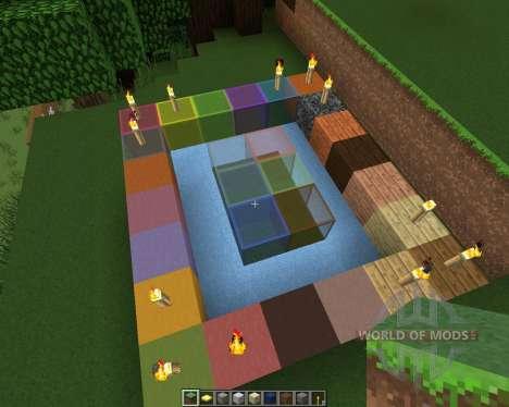 Norte [32x][1.7.2] для Minecraft