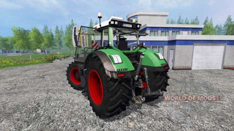 Fendt 1050 Vario Grip для Farming Simulator 2015
