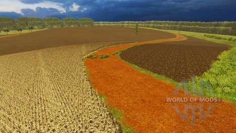 Minas v3.2 для Farming Simulator 2015