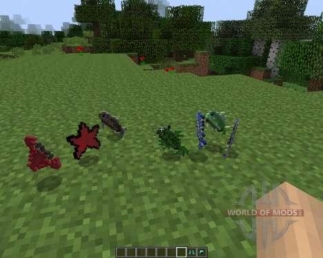 Fantastic Fish [1.7.2] для Minecraft