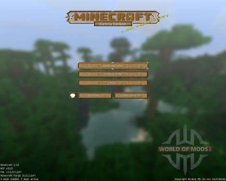 Alvorias Sanity [16x][1.7.2] для Minecraft