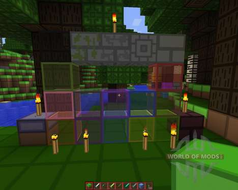AsWa Pack [16x][1.7.2] для Minecraft